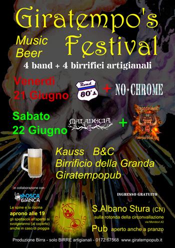 Giratempo's Festival