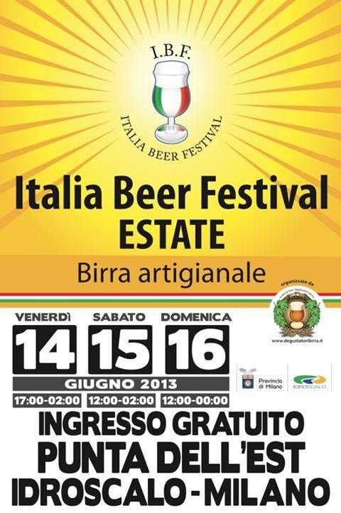 IBF estate Milano
