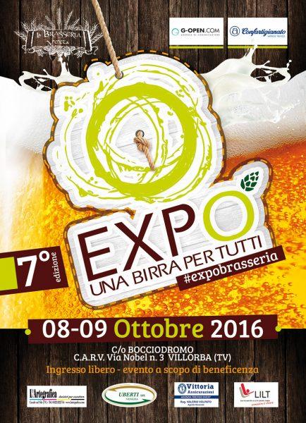 7a Expo 2016 – Una Birra per Tutti