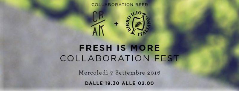 Fresh is More - Atto II