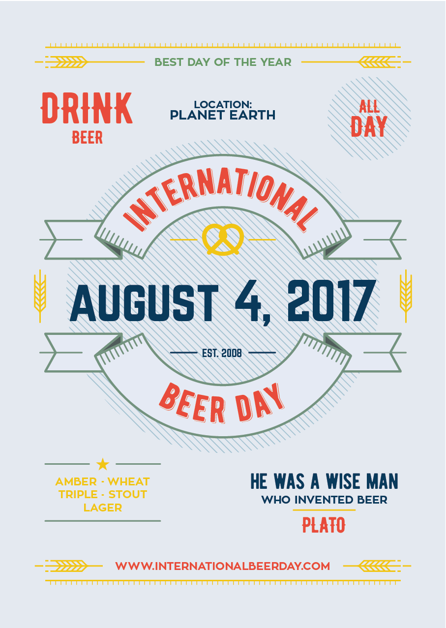 Internazional Beer Day 2017